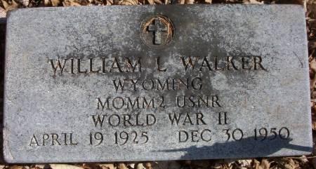 WALKER, WILLIAM L. - Plymouth County, Iowa | WILLIAM L. WALKER