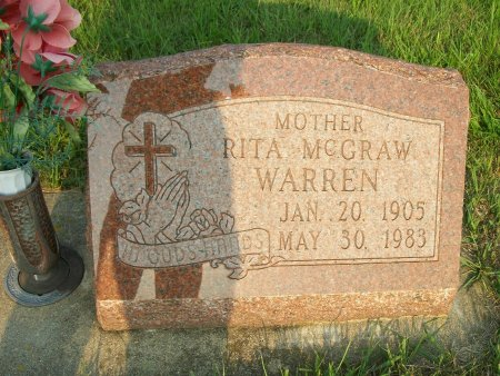WARREN, RITA - Plymouth County, Iowa | RITA WARREN