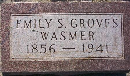 WASMER, EMILY S. - Plymouth County, Iowa   EMILY S. WASMER