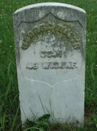 WATTS, GEORGE - Plymouth County, Iowa | GEORGE WATTS