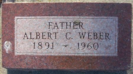 WEBER, ALBERT CARL - Plymouth County, Iowa | ALBERT CARL WEBER