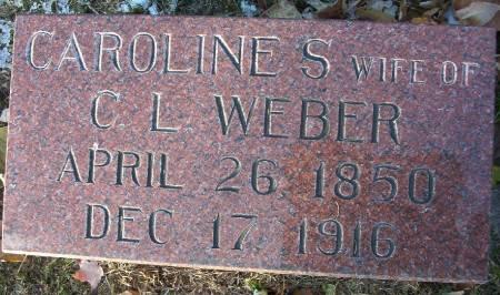 WEBER, CAROLINE S. - Plymouth County, Iowa | CAROLINE S. WEBER