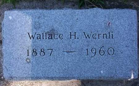 WERNLI, WALLACE H. - Plymouth County, Iowa | WALLACE H. WERNLI