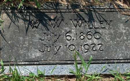 WILLEY, W. W. - Plymouth County, Iowa | W. W. WILLEY