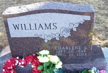 WILLIAMS, CHARLENE L. - Plymouth County, Iowa | CHARLENE L. WILLIAMS