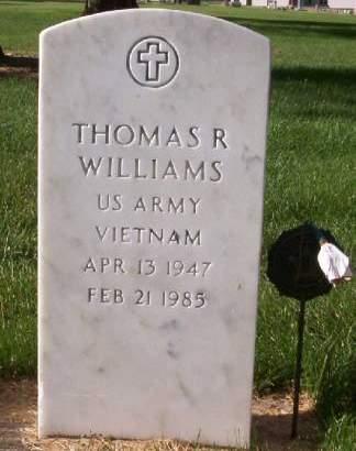 WILLIAMS, THOMAS R. - Plymouth County, Iowa | THOMAS R. WILLIAMS
