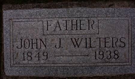 WILTERS, JOHN J. - Plymouth County, Iowa | JOHN J. WILTERS