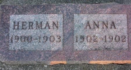 WITT, ANNA - Plymouth County, Iowa | ANNA WITT