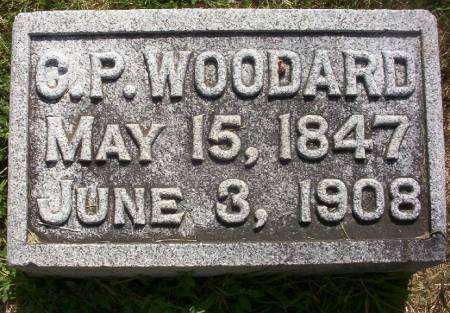 WOODARD, C.P. - Plymouth County, Iowa   C.P. WOODARD