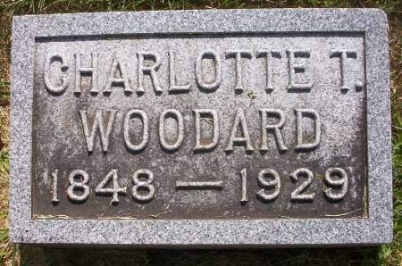 WOODARD, CHARLOTTE T. - Plymouth County, Iowa | CHARLOTTE T. WOODARD