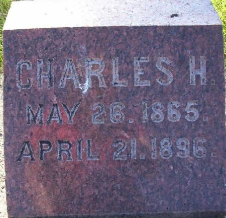 ZIMMERMAN, CHARLES H. - Plymouth County, Iowa | CHARLES H. ZIMMERMAN