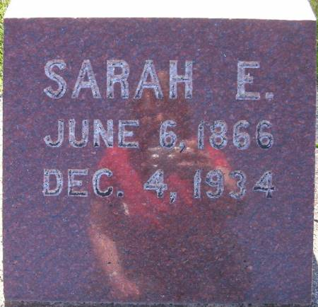 ZIMMERMAN, SARAH E. - Plymouth County, Iowa | SARAH E. ZIMMERMAN