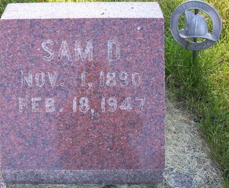 ZIMMERMAN, SAM D. - Plymouth County, Iowa | SAM D. ZIMMERMAN