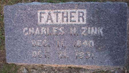 ZINK, CHARLES H. - Plymouth County, Iowa   CHARLES H. ZINK