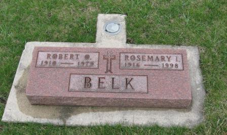BELK, ROSEMARY I. - Pocahontas County, Iowa | ROSEMARY I. BELK