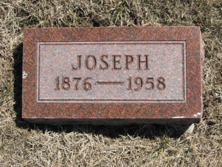 BIEDERMAN, JOSEPH - Pocahontas County, Iowa | JOSEPH BIEDERMAN