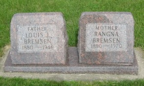 BREMSEN, LOUIS J. - Pocahontas County, Iowa | LOUIS J. BREMSEN