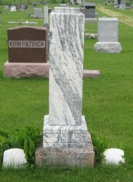 CHALLAND, GEORGE - Pocahontas County, Iowa   GEORGE CHALLAND