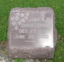 CHRISTENSEN, JAMES C. - Pocahontas County, Iowa | JAMES C. CHRISTENSEN