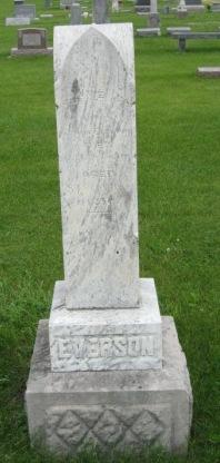 EVERSON, ANNIE O. - Pocahontas County, Iowa   ANNIE O. EVERSON