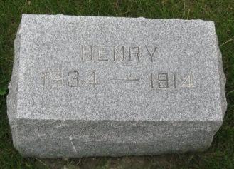 FOLK, HENRY - Pocahontas County, Iowa | HENRY FOLK