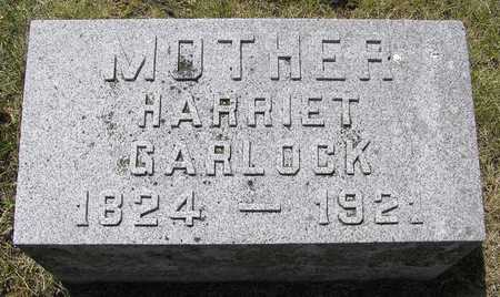 GARLOCK, HARRIET - Pocahontas County, Iowa | HARRIET GARLOCK