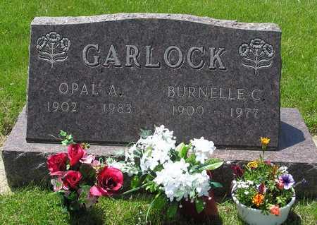 GARLOCK, BURNELLE - Pocahontas County, Iowa | BURNELLE GARLOCK