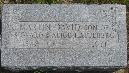HATTEBERG, MARTIN - Pocahontas County, Iowa | MARTIN HATTEBERG