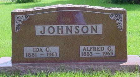 JOHNSON, IDA - Pocahontas County, Iowa | IDA JOHNSON