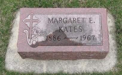 KATES, MARGARET E. - Pocahontas County, Iowa | MARGARET E. KATES