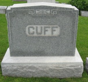 CUFF,  - Pocahontas County, Iowa |  CUFF