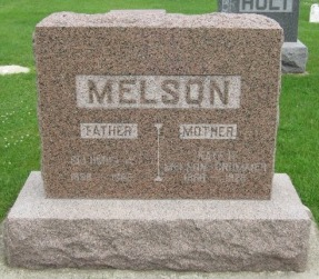 MELSON, KATE H. - Pocahontas County, Iowa | KATE H. MELSON