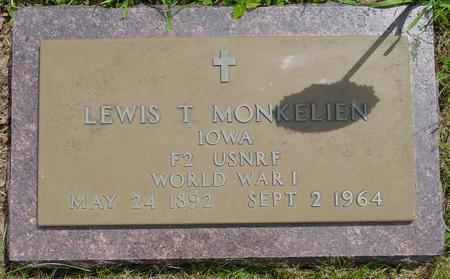 MONKELIEN, LEWIS - Pocahontas County, Iowa | LEWIS MONKELIEN