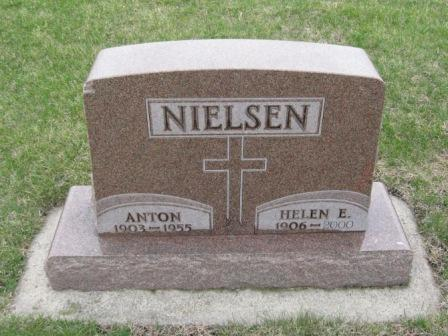 NIELSEN, ANTON - Pocahontas County, Iowa | ANTON NIELSEN