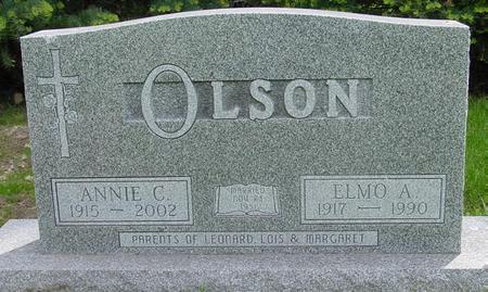 OLSON, ELMO - Pocahontas County, Iowa | ELMO OLSON