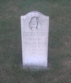 PERCY, E.W. - Pocahontas County, Iowa | E.W. PERCY