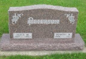 PETERSEN, ROBERT N. - Pocahontas County, Iowa | ROBERT N. PETERSEN