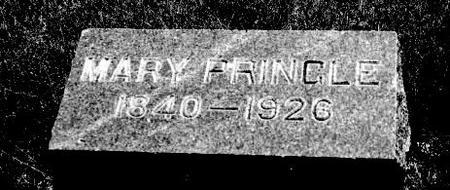 PRINGLE, MARY - Pocahontas County, Iowa | MARY PRINGLE