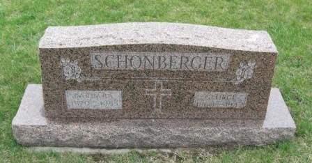 SCHONBERGER, BARBARA - Pocahontas County, Iowa | BARBARA SCHONBERGER