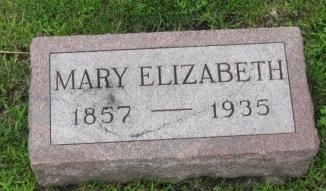 SQUIRES, MARY ELIZABETH - Pocahontas County, Iowa   MARY ELIZABETH SQUIRES
