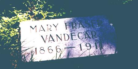 FRASER VANDECAR, MARY - Pocahontas County, Iowa | MARY FRASER VANDECAR