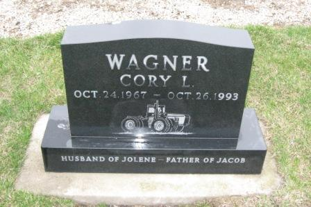 WAGNER, CORY L. - Pocahontas County, Iowa   CORY L. WAGNER
