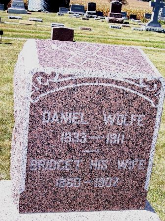 KIRK WOLFE, BRIDGET - Pocahontas County, Iowa | BRIDGET KIRK WOLFE