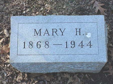 ABBOTT, MARY H. - Polk County, Iowa | MARY H. ABBOTT