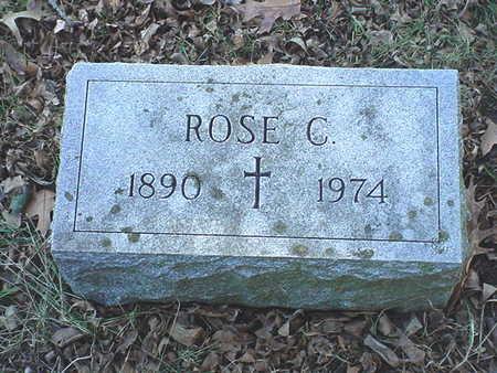 ABBOTT, ROSE C. - Polk County, Iowa   ROSE C. ABBOTT