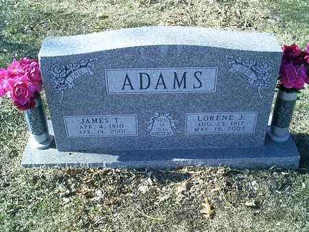 CUNNINGHAM ADAMS, LORENE - Polk County, Iowa | LORENE CUNNINGHAM ADAMS