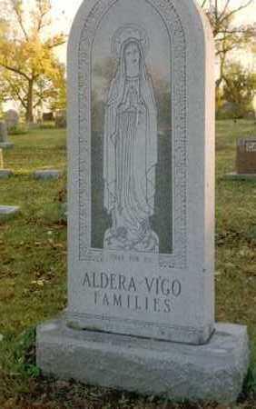 ALDERA, FAMILY - Polk County, Iowa   FAMILY ALDERA