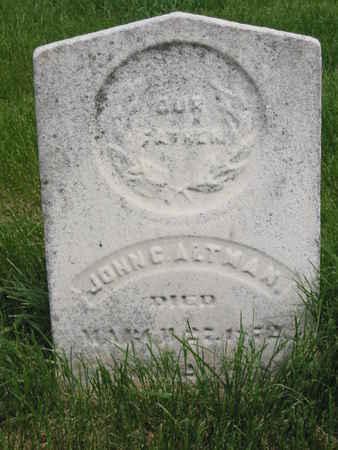 ALTMAN, JOHN C. - Polk County, Iowa | JOHN C. ALTMAN