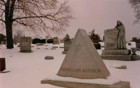 ALVERSON, HENRY CLARK - Polk County, Iowa | HENRY CLARK ALVERSON