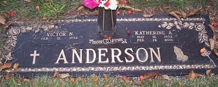 ANDERSON, KATHERINE A. - Polk County, Iowa   KATHERINE A. ANDERSON